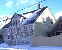 Showing renovations in progress; City of Charlottetown, Natalie Munn, 2009
