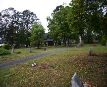 Holy Trinity Cemetery; District of North Saanich, 2007