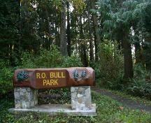 R.O. Bull Memorial Park, 2007; District of North Saanich, 2007