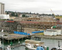 Exterior view of the Burrard Dry Dock Company, 2004; City of North Vancouver, 2004