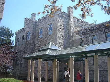 Wellington County Jail, 2007.