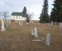 St. Andrew's (Halcro) Church and Cemetery, 2008; Robertson, 2008