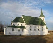 The Bethania Norwegian Evangelical Lutheran Church, 2008; Robertson, 2008