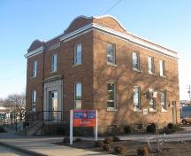 The Rosthern Post Office, 2008; Robertson, 2008