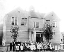 Central School, 1912; North Vancouver Museum and Archives, #479