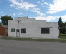 Ramsey Building, front elevation; Fedyk, 2008