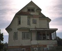 Exterior view of the Cross House, 2005; City of Kelowna, 2005