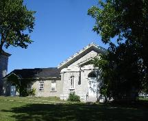 The Registry Office, near the Frontenac County Courthouse in Kingston; RHI 2006