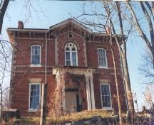 Front of the Kirkland House; Haldimand County 2007