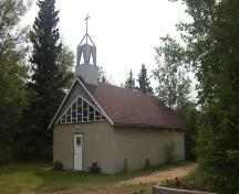 Bad Heart Straw Church, 2004; Alberta Culture and Community Spirit, Historic Resources Management