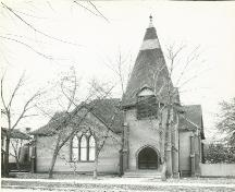 St. Andrew's on the Square, 1887; City of Kamloops, 2007, Kamloops Museum and Archives #2834