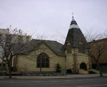 St. Andrew's on the Square; City of Kamloops, 2007