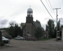 St. Andrew's Roman Catholic Church, 2008; Fedyk, 2008