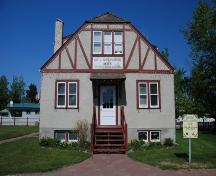Battle River Hospital, Manning (2008); Alberta Culture and Community Spirit, Historic Resources Management