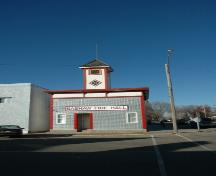 Bashaw Fire Hall; Alberta Culture and Community Spirit, Historic Resources Management, 2007