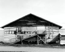 Trapper's Shack, Fort Vermilion; Mackenzie County