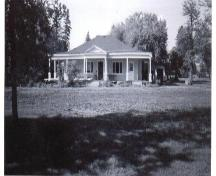 Former Engineer's House, Brooks; Kathy Ramer, 2007