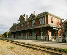 Exterior view of the CNR Station, 2007; City of Kamloops, 2007