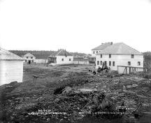 Fort Chipewyan III (date unknown); Provincial Archives of Alberta, B.2953