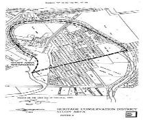 Featured is the New Hamburg Heritage Conservation District Plan.; Township of Wilmot, 1992.