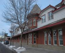 Lethbridge CPR Station (2007); Alberta Culture and Community Spirit, Historic Resources Management Branch