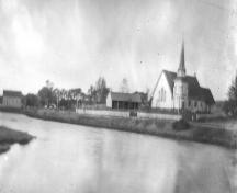 Tryon Methodist Church, c. 1905; PEI PARO Acc. 2667/116
