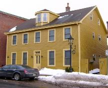 90 Water Street; City of Charlottetown, Natalie Munn, 2005