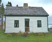 MacDonald House, Front Elevation, Iona, 2004; Heritage Division, Nova Scotia Department of Tourism, Culture and Heritage, 2004