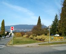 View of Ottawa Gardens, 2004; City of North Vancouver, 2004