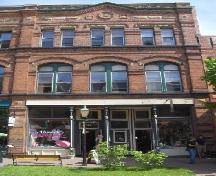 138-142 Richmond Street; City of Charlottetown, Natalie Munn, 2005