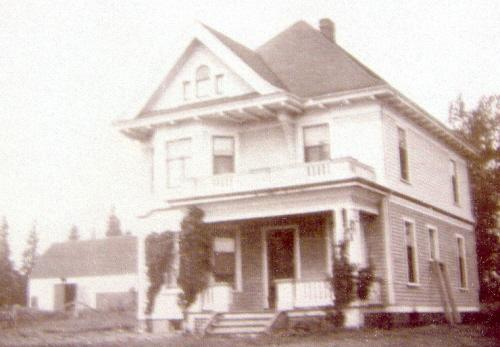 Archive image of house, 1919