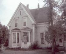 Archive image of house, 1972; Private Collection