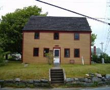 Old Meeting House, Barrington, front elevation, 2004.; Heritage Division, NS Dept. of Tourism, Culture and Heritage, 2004