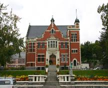 Exterior view of the Old Kamloops Courthouse, 2007; City of Kamloops, 2007