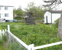 Photo of The Hearth in its Power's Hill residential setting, Branch, NL, 2008; Andrea O'Brien, HFNL, 2008