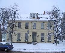 Showing west elevation; City of Charlottetown, Natalie Munn, 2005