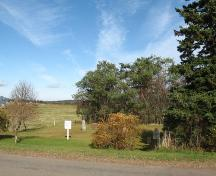 Showing location near the highway; PEI Genealogical Society, 2007