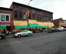 Exterior view of 252 East Georgia Street; City of Vancouver, 2004
