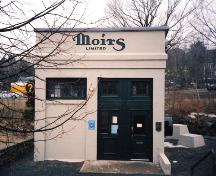 Moirs Ltd. Power House, Bedford, front elevation, 2005; Heritage Division, NS Dept. Tourism, Culture and Heritage, 2005