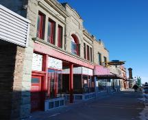 Renwick Building, Fort Macleod (2009); Alberta Culture and Community Spirit, Historic Resources Management Branch