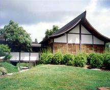 Exterior of the Martial Arts Centre in Steveston, 2000; Julie MacDonald Heritage Consulting