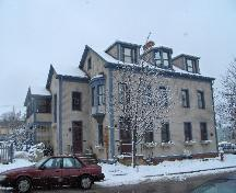 Showing south west elevation; City of Charlottetown, Natalie Munn, 2005
