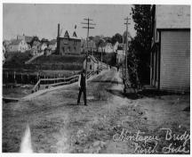 Montague Bridge, north side, c. 1900; PEI PARO Acc. 2476/18.4