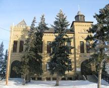Qu'Appelle Town Hall, 2009; Robertson, 2009