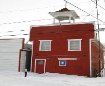 Fire Hall, 2009; Robertson, 2009