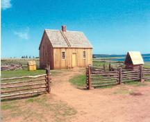 Doucet House; Province of PEI