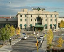 Union Station; Government of Saskatchewan, Cal Fehr, 2004.