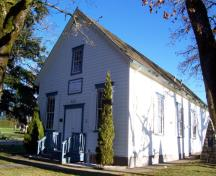 St. Andrew's Presbyterian Church; City of Courtenay, 2009