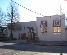 Seale and Thompson Garage; City of Courtenay, 2009