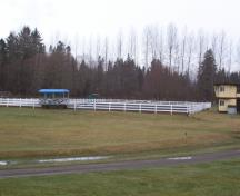 Comox Valley Exhibition Grounds; City of Courtenay, 2009